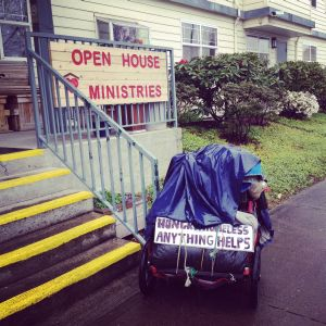 Homeless In Vancouver WA