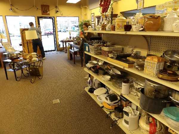 Second Hand Solutions Thrift Store - Open House Ministries